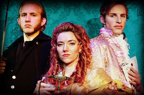 Singers and score win out in THE SCARLET PIMPERNEL