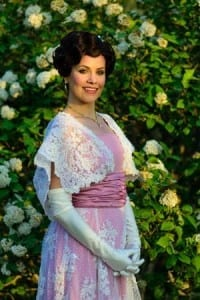 Lizzie Klemperer as Marian Paroo. Photo by Alexander Weisman.