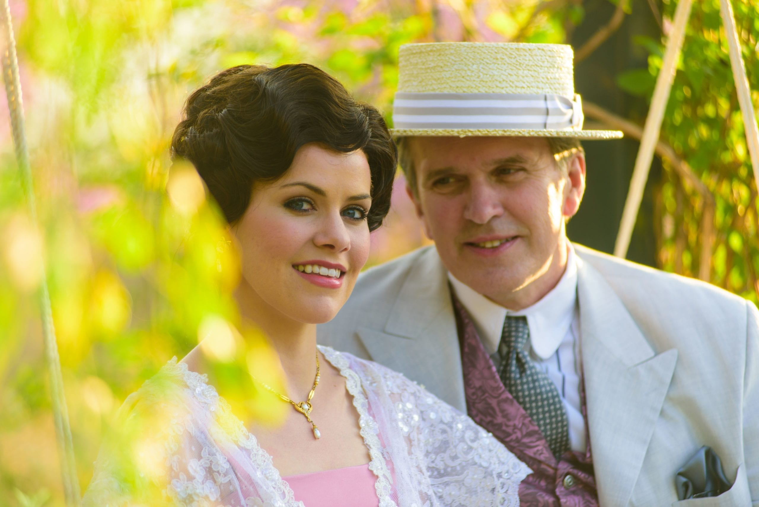 """Fall """"sincerely in love"""" with Pioneer Theatre's THE MUSIC MAN"""