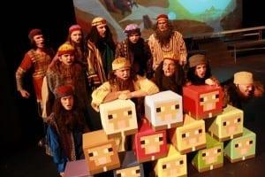 Joseph and the Amazing Technicolor Dreamcoat 2 - West Jordan Arts Council