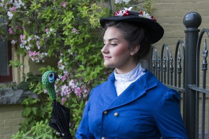 A meaningful MARY POPPINS at SCERA