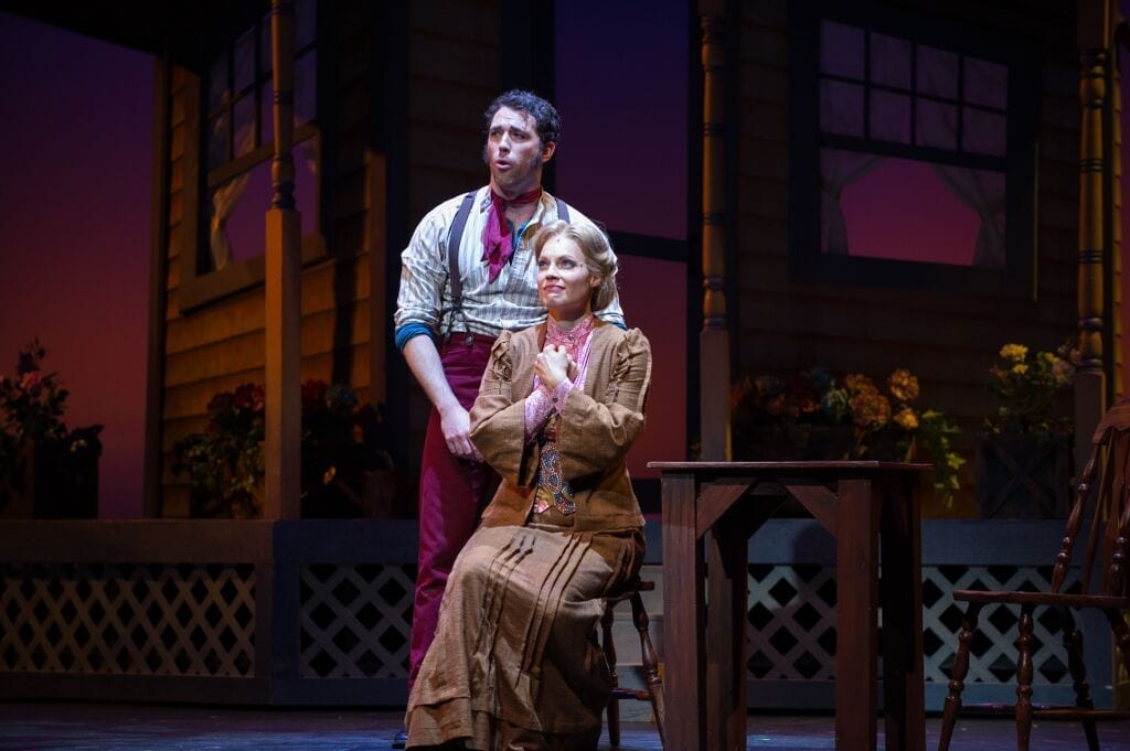 Utah Festival Opera presents the best of the classics with CAROUSEL