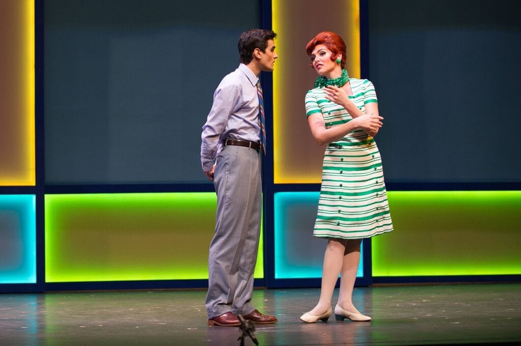 HOW TO SUCCEED a delightful success at Utah Festival Opera
