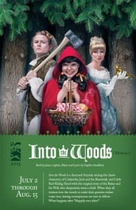 Into The Woods closes August 15th