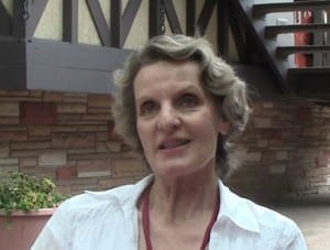 Nancy Melich, Literary Seminar Director at the Utah Shakespeare Festival.