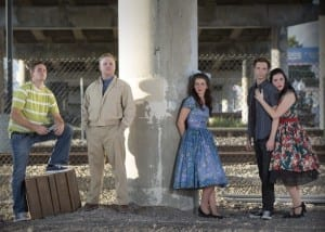 West Side Story plays at the Scera Theatre through October 10th