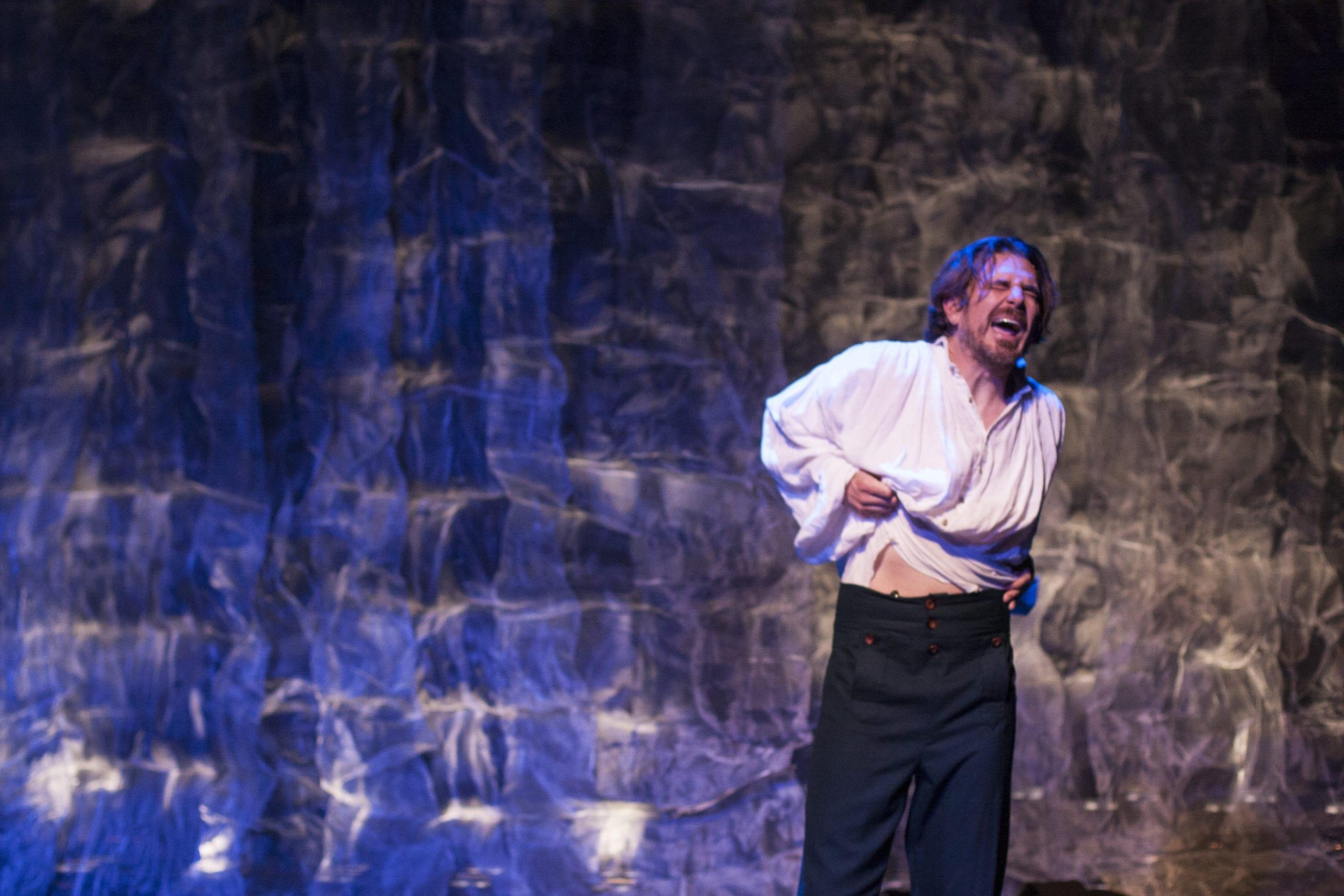Plan-B Theatre breathes life into THE KREUTZER SONATA