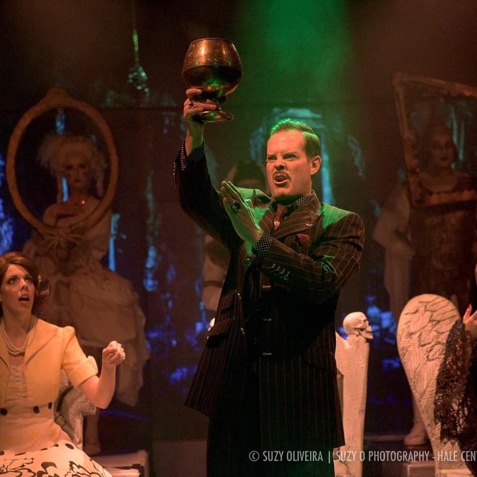 A terrifically tortured time with THE ADDAMS FAMILY