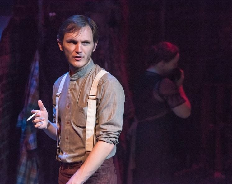 A fragile, but not broken, GLASS MENAGERIE in Centerville
