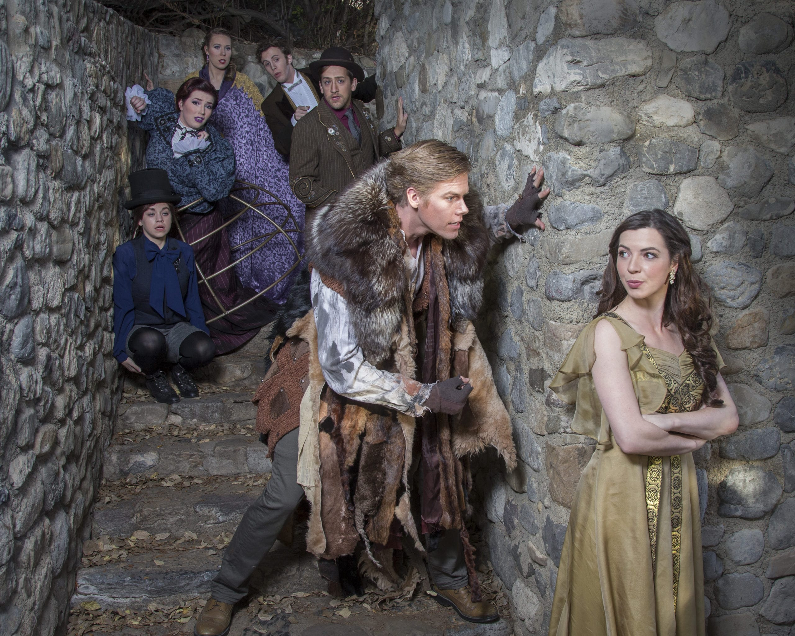 A reimagined BEAUTY AND THE BEAST at BYU