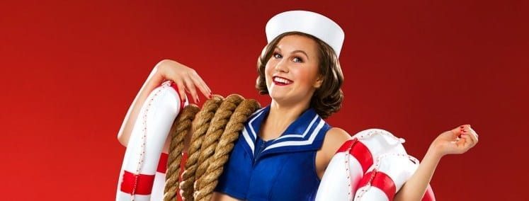 """With DAMES AT SEA, """"good times are here to stay"""""""