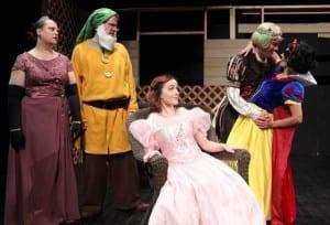 Vanya and Sonia and Masha and Spkie - Wasatch Theatre Company