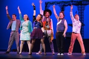 The Wedding Singer 3 - Cedar Valley Community Theater