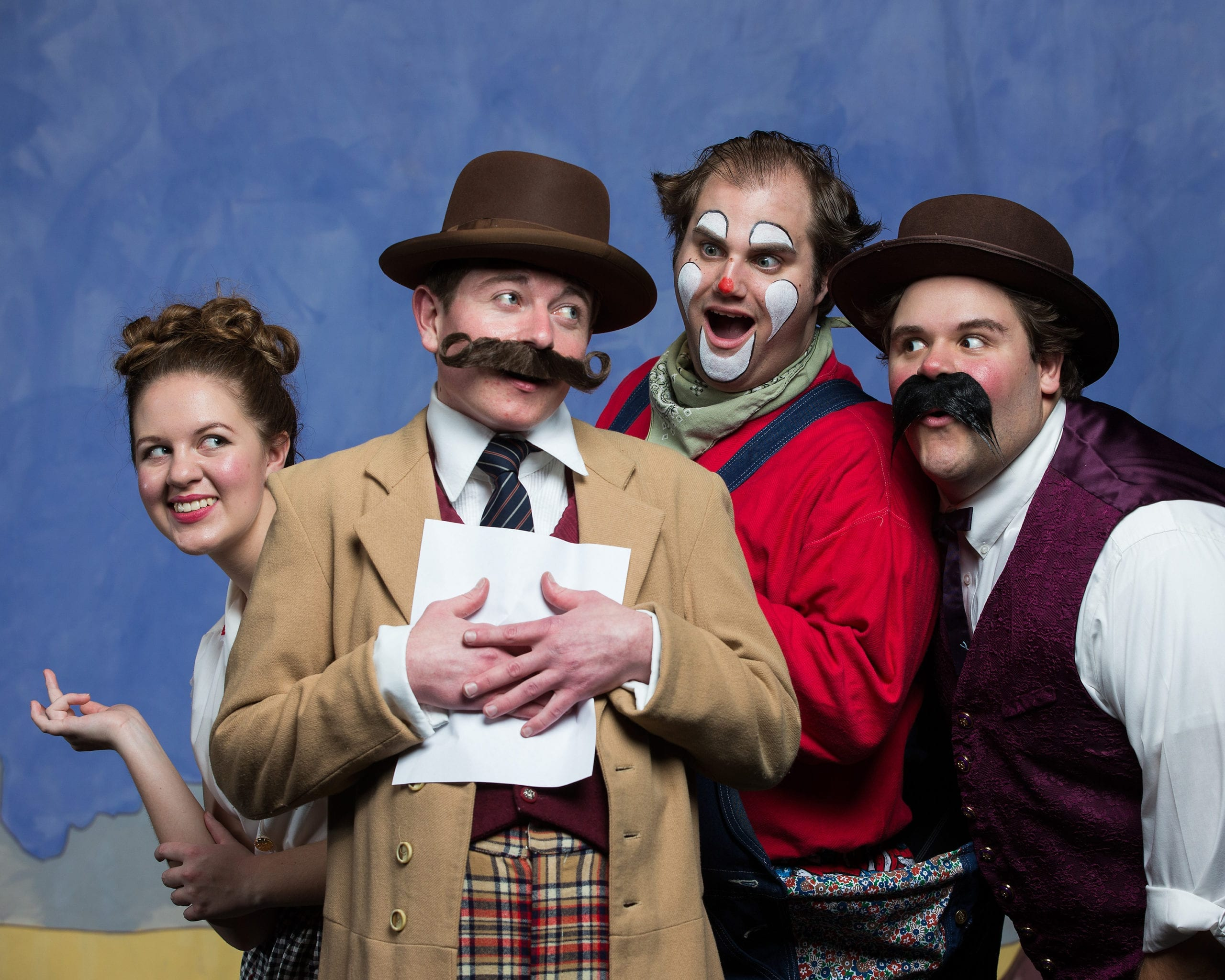 BYU Young Company makes Shakespeare fun for all ages with TWELFTH NIGHT