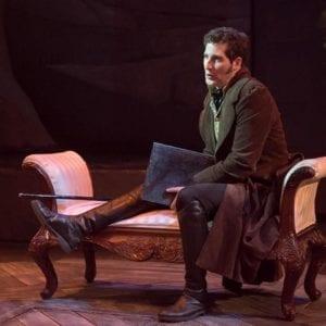 Dallyn Vail Bayles as Edward Fairfax Rochester.