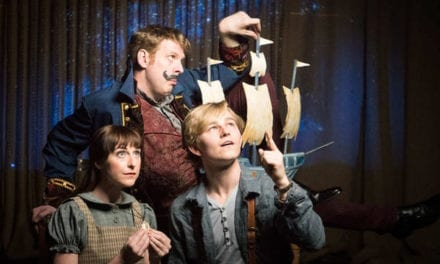 You'll never want to grow up with PETER AND THE STARCATCHER