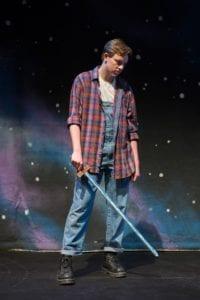 Tanner Perkins as Jimmy Flinders.