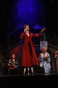 Abby Watts as Mary Poppins