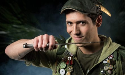 Fly to see HCTO's production of PETER PAN
