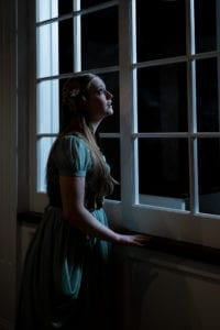 MaKenna Tinney as Wendy Darling. Photo by Suzy Oliveira, SuzyO Photography.