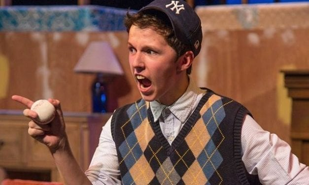 Include BRIGHTON BEACH MEMOIRS in your summer plans