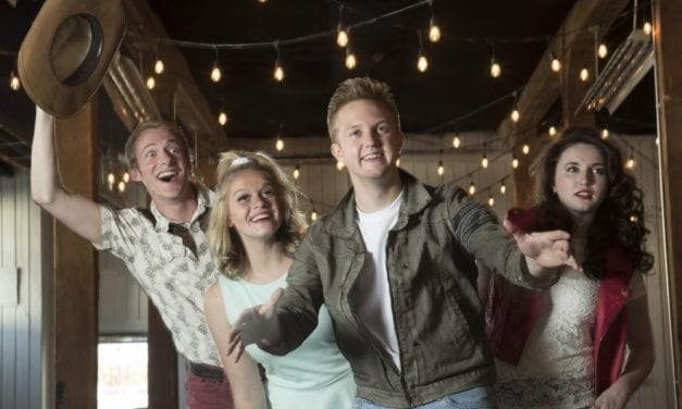 Let's hear it for a nice FOOTLOOSE at SCERA