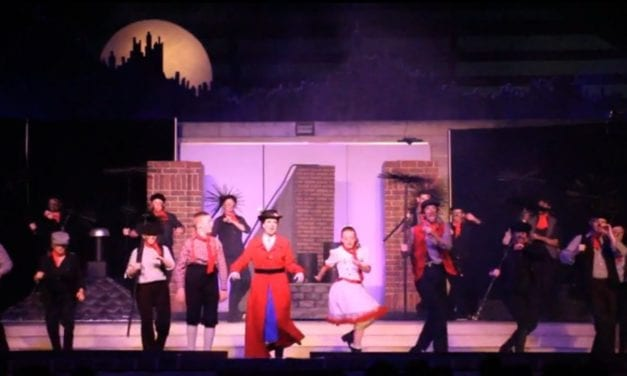 """No """"brimstone and treacle"""" in Herriman's MARY POPPINS"""