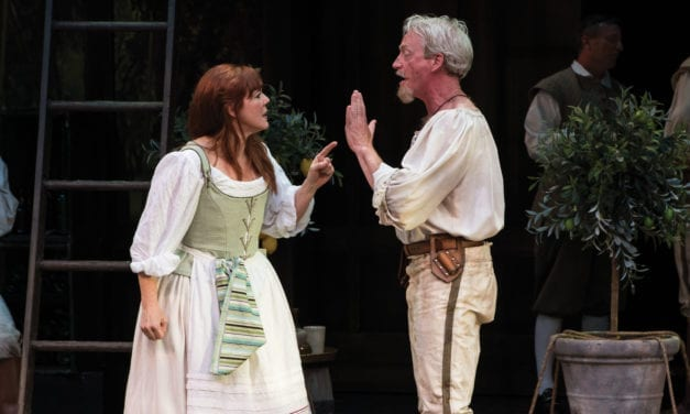 An endearing match in Utah Shakespeare Fest's MUCH ADO