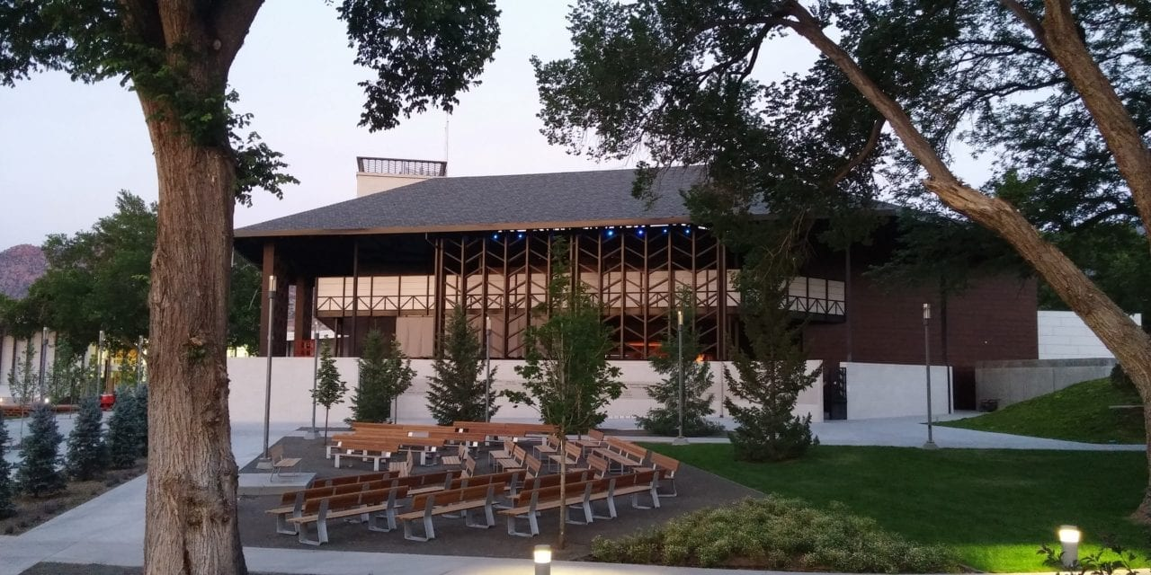 Tour the new Beverley Center for the Arts in Cedar City