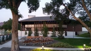 Engelstad Shakespeare Theatre. Photo courtesy of the Utah Shakespeare Festival.