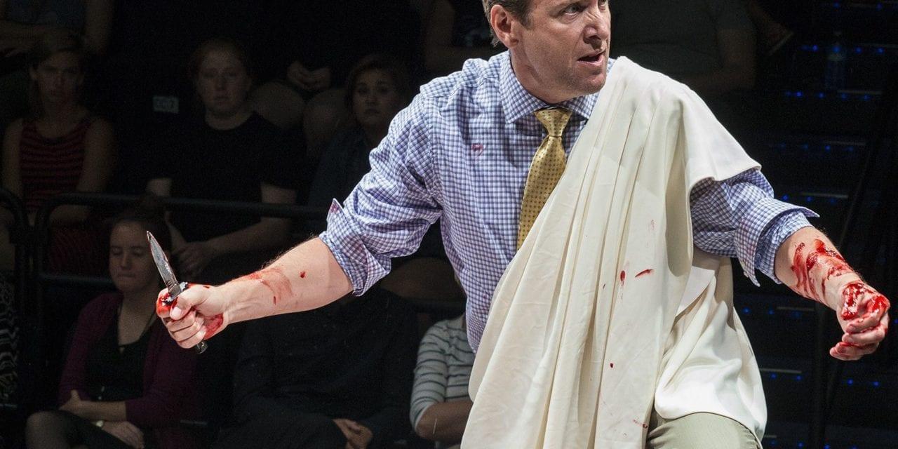 Utah Shakespeare Fest's JULIUS CAESAR has nothing to fear