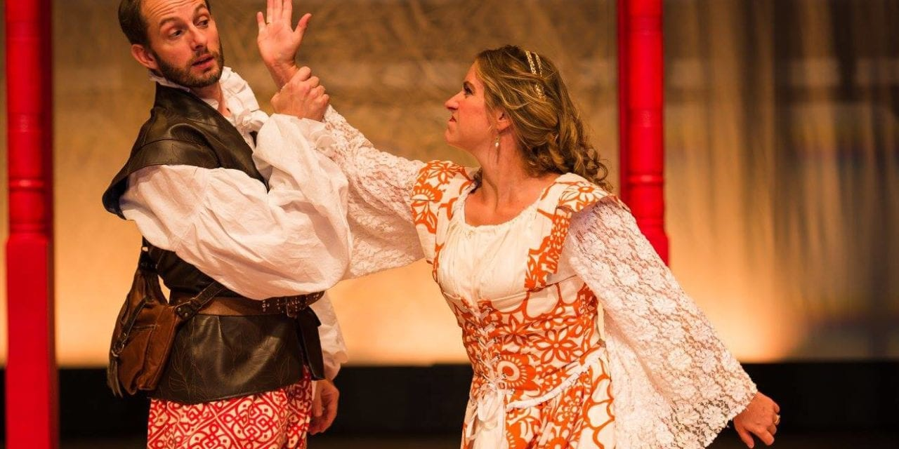 Be enter-tamed by Utah Childen's Theatre's TAMING OF THE SHREW