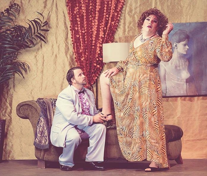 Drag yourself to Ziegfeld's LA CAGE AUX FOLLES