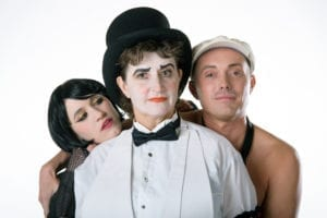 Cabaret at Utah Rep closes September 11th. Photo Credit: Alex Weisman – IceWolf Photography