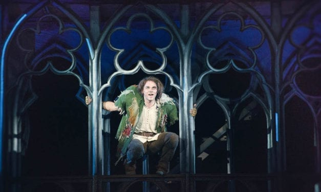 """""""Out There"""" at Tuacahn, see THE HUNCHBACK OF NOTRE DAME"""
