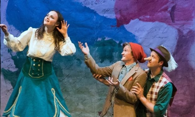 Can't miss BYU Young Company's CYRANO (or his nose!)