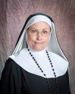 Carolyn Stevens as Reverend Mother