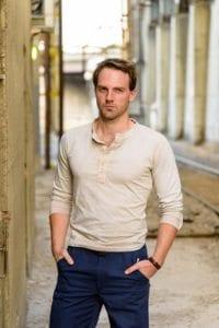 Bryant Martin as Gideon Fletcher.