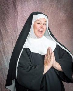 Allisha Larsen as Sister Hubert