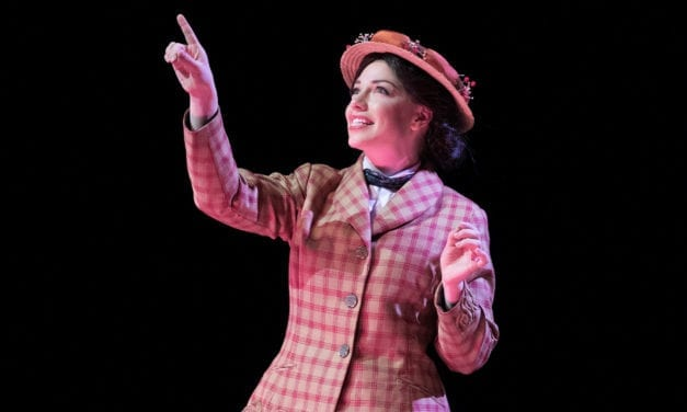 """""""It's a jolly holiday"""" with BYU's MARY POPPINS"""