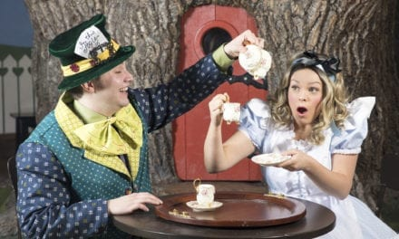 New ALICE IN WONDERLAND musical is a good match for young kids