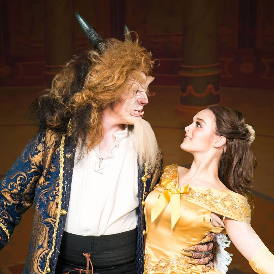 """BEAUTY & THE BEAST's """"tale as old as time"""" is a success in Ogden"""