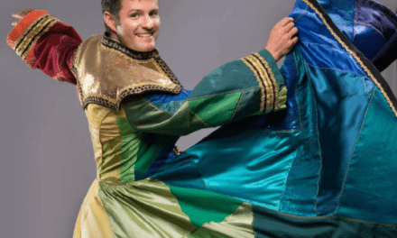 A vibrant JOSEPH…DREAMCOAT at Hale Centre Theatre