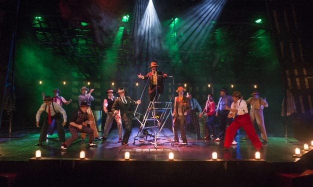 Utah Shakespeare's GUYS and DOLLS is a safe bet