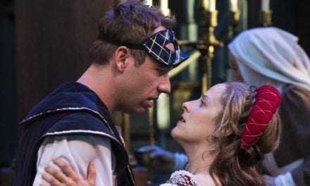 It's a tragedy to miss ROMEO AND JULIET in fair Cedar City