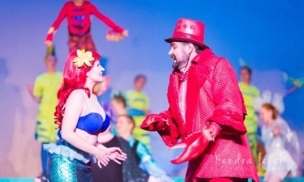 Spanish Fork's THE LITTLE MERMAID is positoov-ly fun