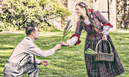 """""""From this day on,"""" plan to see SCERA's BRIGADOON"""
