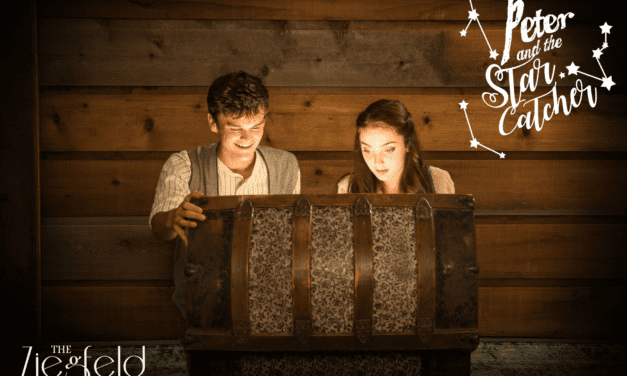 Decision: Fly to Ziegfied Theatre's PETER AND THE STARCATCHER