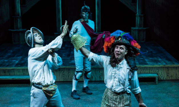 Raucous laughter unearthed with LONG LOST FIRST PLAY