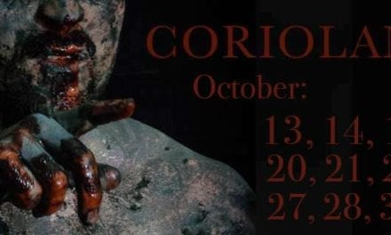 CORIOLANUS provides the chills (and a thoughtful evening)